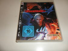 PlayStation 3 PS 3 Devil May Cry 4