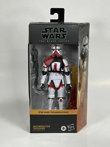 "STAR WARS BLACK SERIES 6"":INCINERATOR TROOPER - #03 from the MANDALORIAN"