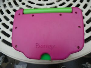 BARNEY THE DINOSAUR EDUCATIONAL GAME COLOURS/SHAPES/NUMBERS