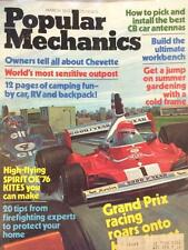 10 MONTHS OF 1976 POPULAR MECHANICS MISSING JANUARY AND FEBRUARY (O7-6)