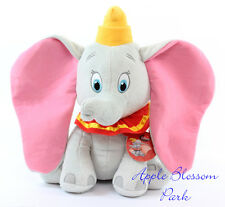 "NEW Kohl's Cares for Kids DUMBO 13"" Disney Gray Plush Toy Circus Elephant w/Tags"
