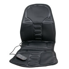 Massage Chair Pad Electric Seat With Heat Office Car Cushion Back Neck Painful