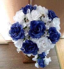 Hochzeitsstrauss In Deko Blumen Kunstliche Pflanzen Gunstig Kaufen