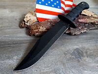 MESSER JAGDMESSER BOWIE KNIFE HUNTING CUCHILLO COLTELLO BUSCHMESSER