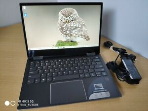 "Lenovo Yoga 720-13IKB 13.3"" FHD IPS Touch i5-7200U 8GB 256GB NVMe Win10"