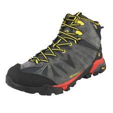 Mens Merrell Lace Up Gore-Tex Walking Boots Capra Mid