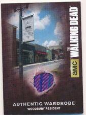 Walking Dead Season 4 Part 1 Authentic Wardrobe Card M-06 Woodbury Resident