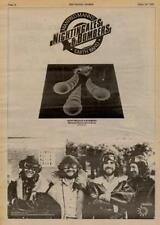 Manfred Mann's Earthband UK LP advert 1975