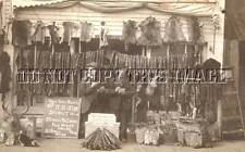 ANTIQUE REPRO PHOTOGRAPH 8 x 10 MICHIGAN FUR BUYERS TRAPPERS TRAPPING PRINT