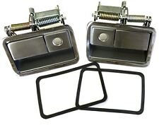 1970-1974 Barracuda Cuda Exterior Door Handles Set 2999816 299817 Mopar