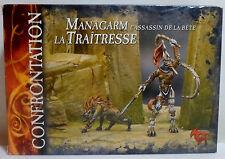 Rackham Confrontation Managarm Assassin Vile-Tis Miniature Boxed Unused