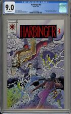 HARBINGER #0 - CGC 9.0 - 2ND PRINT GIVEAWAY EDITION - 2033537009
