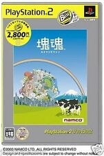 Used PS2 Katamari Damashii Namco  SONY PLAYSTATION 2 JAPAN