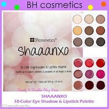 ❤️⭐NEW BH Cosmetics 😍🔥👍 SHAAANXO 💎💋 18-Color Eye Shadow & Lip Stick Palette
