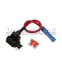 Car Add-a-circuit Fuse TAP Adapter Micro ATM APM Auto 10A Blade Fuse Holder 12V