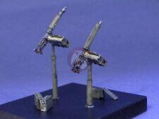 Resicast 1/35 Vickers Medium Machine Gun on Pintle (4 Guns & Ammo Boxes) 352361