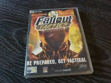 PC CD-ROM Game – Fallout Tactics – Interplay