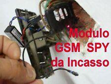 MODULO GSM SPY DA INCASSO PRESA ELETTRICA  ALIMENTAZIONE ILLIMITATA SPIA  CIMICE