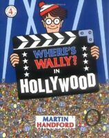 Where's Wally Book: Book 4: WHERE'S WALLY? IN HOLLYWOOD - Large - NEW