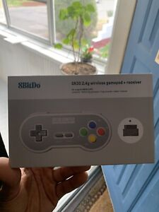 8bitdo SN30 SF30 2.4g SF Controller For Original SNES SFC Super NT **SOLD OUT**