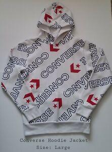Converse Hoodie Jacket For Boys/Kids