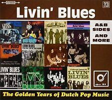 Livin' Blues - Golden Years of Dutch Pop Music: A&B Sides & More [New CD] Digipa