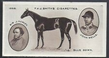 SMITHS-DERBY WINNERS-#05- HORSE RACING - BLUE GOWN