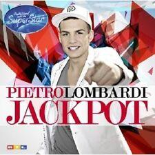 "PIETRO LOMBARDI ""JACKPOT"" CD DSDS NEU"