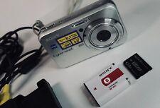 Sony Cyber-shot DSC-N1 8.1MP Digital Camera - Silver *MINT*