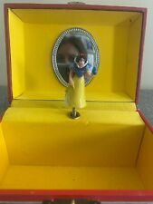 """Vintage Disney Snow White """"Someday My Prince Will Come"""" Music/Jewelry Box"""