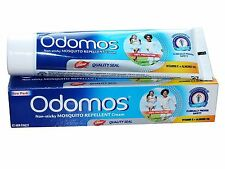 5 x Natural Dabur Odomos Cream 50g (1.7 Oz)Protect From Mosquito Bites Repellent