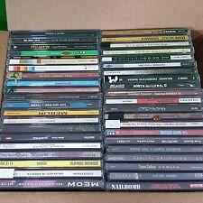 Huge Lot 40 Promo Cds Singles Full Album Radio Copy Music DJ Advanced Copy