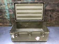 32x20x11 Aluminum Military Medical Supply Chest Box Watertight Storage Survival