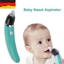 Elektrischer Nasensauger Vakuum Sauger Baby Nase Snot Reiniger Schleim Aspirator