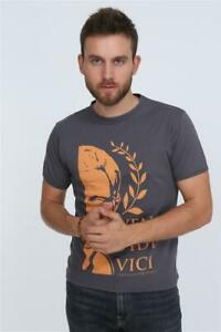 Veni Vidi Vici Roman Mens T-Shirt 100% Cotton S,M,L,XL