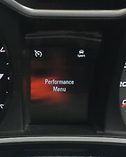 VF Instrument Cluster Performance Program Upgrade SSV HSV Redline SS SV6 V8