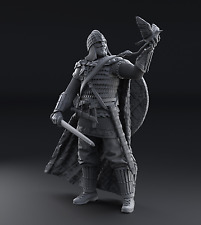 RP Models Harald Hardrada Viking Unpainted 75mm Figure kit Ltd Edition Last Few