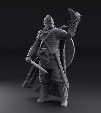 Los modelos de Harald Hardrada Vikingo sin pintar RP 75mm Figura Kit Ltd Edition
