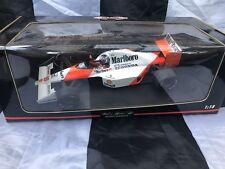 Gerhard Berger 1:18 McLaren Honda MP4-5b 1990 MINICHAMPS F1