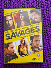 Savages (DVD) (2013) Special Extended Edition Disc Perfect Benicio del Toro