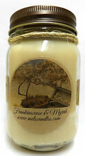 Frankinscense & Myrrh - 16oz Country Jar Soy Candle Wholesale Scented Candles