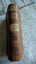 LIVRE ANCIEN DES COMPTES - FAITS PAR BARREME . A Paris 1790 ( DCC XC). BON ETAT