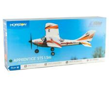 EFL3700 E-flite Apprentice STS RTF Ready To Fly Electric Trainer RC Airplane