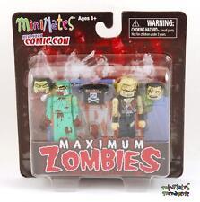 Maximum Zombies Minimates NYCC Exclusive Zombie Surgeon & Zombie Biker