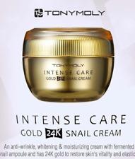 Tony Moly Gold 24k Snail Cream (Sample Size)