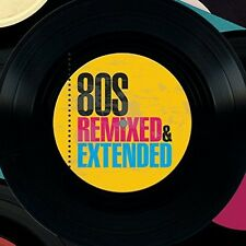 Various Artists - 80s Remixed & Extended / Various [New CD] UK - Import