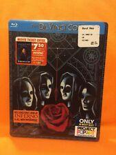 The Da Vinci Code- Blu-ray- STEELBOOK- BRAND NEW