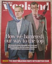TV's Pointless – Dwina Gibb - Daily Mail Weekend magazine – 9 August 2014
