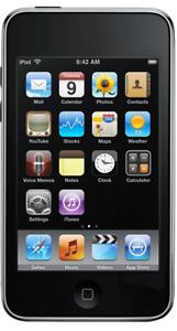 Apple iPod Touch 1st Gen 8GB A1213 Black Nero Grado A/B  Rigenerato