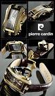 Bastante & Pierre Cardin Reloj de mujer diseño Caja Forma NUEVO CON box-pap